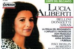 """Lucia Aliberti⚘""""Bellini Donizetti Arias""""⚘conductor Roberto Paternostro⚘Digital Recording⚘Capriccio Digital⚘:http://www.luciaaliberti.it #luciaaliberti #robertopaternostro #bellinidonizettiarias #capricciodigital"""