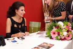 Lucia Aliberti⚘Charity Gala Concert⚘Marianne Strauss Stifftung⚘August Everding Saal⚘Munich⚘Autograph Session⚘Photo taken from the newspaper⚘Krizia Fashion⚘:http://www.luciaaliberti.it #luciaaliberti #charityconcert #mariannestraussstifftung #augusteverdingsaal #munich #autographsession #kriziafashion