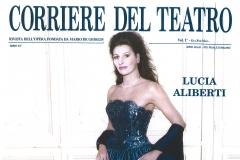 """Lucia Aliberti⚘""""Corriere Del Teatro""""⚘Magazine⚘Interview⚘Cover Series⚘:http://www.luciaaliberti.it #luciaaliberti #corrieredelteatro"""" #magazine #interview #coverseries"""