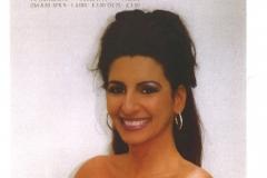 """Lucia Aliberti⚘""""Opernglas""""⚘Magazine⚘Cover ⚘Interview⚘Porttait⚘:http://www.luciaaliberti.it #luciaaliberti #opernglas #magazine #cover #portrait #interview"""