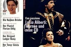 "Lucia Aliberti⚘""Klassik Heute""⚘Magazine⚘Cover⚘Interview⚘:http://www.luciaaliberti.it #luciaaliberti #klassikheute #magazine #cover #interview"