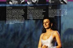 "Lucia Aliberti⚘Opern Zeit⚘""Das Journal fur Opera""⚘Interview⚘:http://www.luciaaliberti.it #luciaaliberti #opernzeit #dasjournalfuropera #interview"