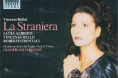 Lucia Aliberti⚘Orchestra and Chorus of Teatro Comunale di Trieste⚘live⚘conductor Gianfranco Masini⚘Ricordi Fonit Cetra⚘:http://www.luciaaliberti.it #luciaaliberti #gianfrancomasini #robertofrontali #vincenzobello #lastraniera #ricordifonitcetra #cd