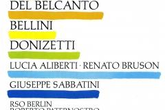 Lucia Aliberti⚘Renato Bruson⚘Giuseppe Sabbatini⚘conductor Roberto Paternostro⚘L'Arte Del Belcanto⚘Bellini Donizetti⚘Digital recording⚘Capriccio Digital⚘RSO Berlin⚘:http://www.luciaaliberti.it #luciaaliberti #renatobruson #giuseppesabbatini #robertopaternostro #lartedelbelcanto #capricciodigital
