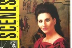 """Lucia Aliberti⚘""""Scenes Magazine""""⚘Cover⚘Portrait⚘Interview⚘:http://www.luciaaliberti.it #luciaaliberti #scenesmagazine #magazine #cover #portrait #interview"""