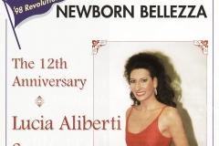 """Lucia Aliberti⚘""""The 12th Anniversary Newborn Bellezza""""⚘Suntory Hall⚘Tokyo⚘Concert⚘Fans Club⚘Autograph Session⚘:http://www.luciaaliberti.it #luciaaliberti #bellezzaclub #concert #suntoryhall #tokyo #autographsession"""