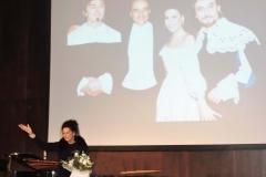 Lucia Aliberti⚘during the Belcanto-Symposion⚘Deutsche Oper Berlin⚘Berlin⚘Photo with Roberto Alagna and Marcello Viotti from the Opera Lucia di Lammermoor⚘Escada Fashion⚘:http://www.luciaaliberti.it #luciaaliberti #robertoalagna #marcelloviotti #belcantosymposion #deutscheoperberlin #berlin #luciadilammermoor