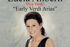 "Lucia Aliberti⚘new CD ""Viva Verdi""⚘Early Verdi Arias⚘conductor Oleg Caetani⚘""Orchestra Sinfonica di Milano Giuseppe Verdi""⚘Auditorium⚘Milan⚘Verdissimo⚘:http://www.luciaaliberti.it #luciaaliberti #vivaverdi #earlyverdiarias #olegcaetani #orchestrasinfonicadimilanogiuseppeverdi #challengerecords #poster"