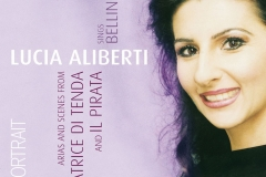 Lucia Aliberti⚘sings Bellini⚘ Arias and Scenes from Beatrice di Tenda and Il Pirata⚘Portrait CD⚘Berlin Classics⚘:http://www.luciaaliberti.it #luciaaliberti #berlinclassics