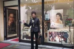 "Lucia Aliberti⚘""Marco Mannozzi"" Make-up lounge⚘Nikolai Center⚘Berlin⚘Autograph Session⚘:http://www.luciaaliberti.it #luciaaliberti #marcomannozzimakeuplounge #nikolaicenter #berlin #autographsession"