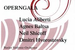 Lucia Aliberti with Agnes Baltsa⚘Neil Shicoff and Dmitri Hvorostovsky⚘conductor Fabio Luisi⚘Opern Gala⚘ Bank Cial(Schweiz)⚘:http://www.luciaaliberti.it #luciaaliberti #agnesbaltsa #neilshicoff #dmitrihvorostovsky #fabioluisi #bankcial