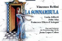 "Lucia Aliberti with John Aler and Francesco Ellero D'Artegna⚘""La Sonnambula""⚘conductor Jesus Lopez Cobos⚘Orchestra and Chorus of Deutsche Oper⚘Berlin⚘Eurodisc BMG Classics⚘:http://www.luciaaliberti.it #luciaaliberti #jesuslopezcobos  #johnaler #francescoellerodartegna #eurodiscbmgclassics #lasonnambula  #deutscheoper #berlin"