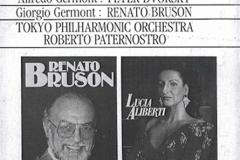 """Lucia Aliberti with Peter Dvorsky and Renato Bruson⚘Opera⚘""""La Traviata""""⚘live CD⚘Capriccio⚘Delta Music GMNH⚘:http://www.luciaaliberti.it #luciaaliberti #peterdvorsky #renatobruson #deltamusicgmnh #capriccio  #latraviata"""