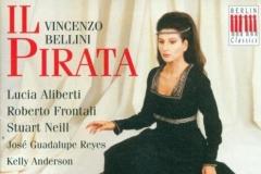 """Lucia Aliberti with Roberto Frontali and Stuart Neill⚘""""Il Pirata""""⚘conductor Marcello Viotti⚘Orchestra and Chorus of Deutsche Oper Berlin⚘CD Recording⚘Berlin Classics⚘:http://www.luciaaliberti.it #luciaaliberti #robertofrontali #marcelloviotti #deutscheoper #berlin #ilpirata #berlinclassics"""
