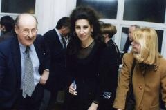 Lucia Aliberti with the Political Representatives of Opatija⚘Croatia⚘Special Gala Concert⚘Autograph Session⚘La Perla Fashion⚘:http://www.luciaaliberti.it #luciaaliberti #concert #opatija #croatia #autographsession #laperlafashion