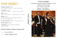 "Lucia Aliberti with the conductor Jader Bignamini⚘""Viva Verdi""⚘""Ventennale Orchestra Sinfonica Di Milano""⚘Auditorium⚘live DVD⚘Milan⚘:http://www.luciaaliberti.it #luciaaliberti #jaderbignamini #orchestrasinfonicadimilanogiuseppeverdi #auditorium"