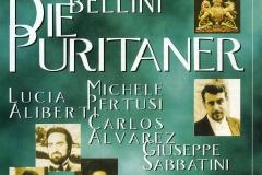 """Lucia Aliberti⚘Giuseppe Sabbatini⚘Carlos Alvarez⚘Michele Pertusi⚘""""Die Puritaner""""⚘CD⚘Delta Music GmbH⚘:http://www.luciaaliberti.it #luciaaliberti #giuseppesabbatini #carlosalvarez #michelepertusi #diepuritaner #deltamusicgmbh"""
