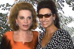Lucia Aliberti with the Fashion Designer Raffaella Curiel⚘Special Gala⚘Rome⚘:http://www.luciaaliberti.it #luciaaliberti #raffaellacuriel #specialgala #rome