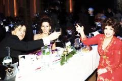 Lucia Aliberti with the movie star Gina Lollobrigida⚘the italian politician Leoluca Orlando⚘Guest Stars⚘Presse Ball⚘Staatsoper unter Den Linden⚘Special Gala Concert⚘Berlin⚘Escada Fashion⚘Photo taken from the newspaper⚘:http://www.luciaaliberti.it #luciaaliberti #ginalollobrigida #leolucaorlando #presseball #staatsoperunterdenlinden #galaconcert #berlin #escadafashion