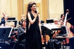 Lucia Alibert⚘Théatre Des Champs-Elyseés⚘Orchestra Colonne⚘Concert⚘Paris⚘on stage⚘La Perla Fashion⚘:http://www.luciaaliberti.it #luciaaliberti #théatredeschampselyseés #orchestracolonne #paris #concert #laperlafashion