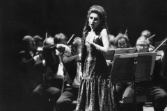 Lucia Aliberti with the conductor Garcia Navarro⚘Deutsche Oper Berlin⚘Gala Concert⚘Berlin⚘On Stage⚘:http://www.luciaaliberti.it #luciaaliberti #deutscheoperberlin #berlin #onstage #concert