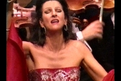 Lucia Aliberti⚘Gendarmenmarkt⚘Classic Opern Air⚘Concert⚘Berlin⚘On Stage⚘Portrait Series⚘Photo taken from the TV⚘Escada Fashion⚘:http://www.luciaaliberti.it #luciaaliberti #classicopernair #gendarmenmarkt #berlin #portraitseries #onstage #escadafashion