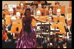 Lucia Aliberti⚘Laeiszhalle⚘Hamburg⚘Concert⚘On Stage⚘DW TV⚘Deutsche Welle Portrait⚘Photo taken from the TV⚘Escada Fashion⚘:http://www.luciaaliberti.it #luciaaliberti #laeiszhalle #hamburg #concert #dwtvportrait #onstage #escadafashion