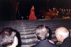 """Lucia Aliberti⚘Sala Nervi⚘Vatican⚘Rome⚘Special Gala Concert""""⚘Unitalsi⚘on stage⚘Hanae Mori Fashion⚘:http://www.luciaaliberti.it #luciaaliberti #salanervi #vatican #rome #concert #unitalsi #onstage #hanaemorifashion"""