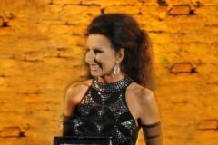 "Lucia Aliberti and the director Franco Zeffirelli⚘received the ""Giuseppe Di Stefano""Award 2018⚘Greek Theatre⚘Taormina⚘on stage⚘Krizia Fashion⚘:http://www.luciaaliberti.it #luciaaliberti #francozeffirelli #greektheatre #taormina #giuseppedistafanoaward2018 #onstage #kriziafashion"
