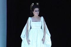 "Lucia Aliberti⚘""Festival Internacional de Ópera Alejandro Granda""⚘Gran Teatro Nacional⚘Lima⚘Opera⚘""Norma""⚘On Stage⚘Photo taken from the TV⚘:http://www.luciaaliberti.it #luciaaliberti #festivalgranda #granteatronacional #lima #norma #opera #onstage"