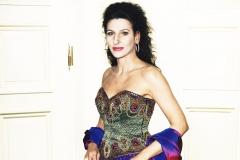 Lucia Aliberti⚘Photo Shooting⚘Hotel Bayerischer Hof⚘Munich⚘Portrait Series⚘Escada Fashion⚘photo taken from the newspaper⚘:http://www.luciaaliberti.it #luciaaliberti #hotelbayerischerhof #munich #portraitseries #escadafashion #photoshooting