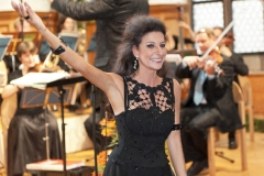 Lucia Aliberti⚘Special Gala Concert⚘Nurinberg⚘on stage⚘Krizia Fashion⚘Portrait Series⚘:http://www.luciaaliberti.it #luciaaliberti #portraitseries #onstage #kriziafashion