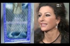 Lucia Aliberti⚘TV Show⚘L'Appuntamento⚘by Gigi Marzullo⚘RAI 1⚘Rome⚘Portrait Series⚘Photo taken from the TV⚘La Perla Fashion⚘:http://www.luciaaliberti.it #luciaaliberti #rai1 #tvshow #rome #lappuntamento #gigimarzullo #portraitseries #laperlafashion