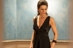 """Lucia Aliberti⚘Photo Shooting⚘""""Crescendo"""" Magazine⚘Portrait Series⚘Escada Fashion⚘:http://www.luciaaliberti.it #luciaaliberti #crescendo #magazine #escadafashion"""