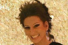 Lucia Aliberti⚘picture taken from the TV⚘Portrait Series⚘Escada Fashion⚘:http://www.luciaaliberti.it #luciaaliberti #television #portraitseries #escadafashion