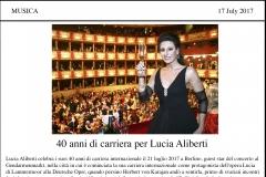 """Lucia Aliberti⚘""""40 anni di Carriera per Lucia Aliberti""""⚘Musica⚘Magazine⚘:http://www.luciaaliberti.it #luciaaliberti #musica #magazine"""