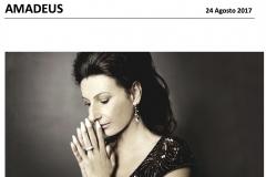 """Lucia Aliberti⚘""""Amadeus""""⚘Magazine⚘Portrait⚘Interview⚘:http://www.luciaaliberti.it #luciaaliberti #amadeus #magazine #portrait #interview"""