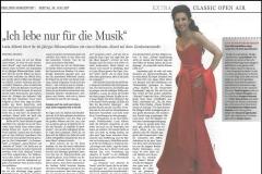 "Lucia Aliberti⚘Berliner Morgenpost⚘""Ich lebe nur fur die Musik""⚘Interview⚘Berlin⚘⚘:http://www.luciaaliberti.it #luciaaliberti #berlinermorgenpost #interview #berlin"