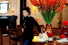 Lucia Aliberti⚘Hotel Breidenbacher Hof⚘Dusseldorf⚘Guest⚘Interview⚘Photo taken from the newspaper⚘:http://www.luciaaliberti.it #luciaaliberti #hotelbreidenbacherhof #dusseldorf #guest #interview