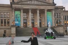Lucia Aliberti⚘Konzerthaus Berlin⚘Gendarmenmarkt⚘Concert⚘Berlin⚘:http://www.luciaaliberti.it #luciaaliberti #konzerthaus #berlin #gendarmenmarkt #concert