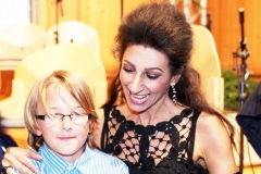 """Lucia Aliberti⚘Nurinberg⚘Gala Concert⚘""""Diehl Gruppe Anniversary""""⚘Nurinberg⚘received the compliments⚘from a little fan⚘cute picture⚘Autograph session⚘Krizia Fashion⚘:http://www.luciaaliberti.it #luciaaliberti #wernerdiehl #nurinberg #diehlgruppe #galaconcert #autographsession #kriziafashion"""