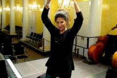Lucia Aliberti⚘Regensburg Theater⚘Regensburg⚘Concert⚘Lucia love Milka chocolade⚘break⚘rehearsals⚘:http://www.luciaaliberti.it #luciaaliberti #regensburgtheater #regensburg #concert #rehearsals #break #milkachocolade