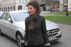 Lucia Aliberti⚘Traveling⚘with hers beloved Trolley⚘Hotel Bayerischer Hof⚘Munich⚘Concerts⚘German Tour⚘:http://www.luciaaliberti.it #luciaaliberti #hotelbayerischerhof #munich #concerts #germantour #traveling #trolley
