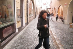 Lucia Aliberti during a Walk⚘Shopping⚘Relax⚘Pause during the Rehearsals⚘Regensburg Festival⚘Concert⚘:http://www.luciaaliberti.it #luciaaliberti #regensburgfestival #concert #regensburg #rehearsals #walk #shopping #relax