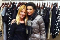Lucia Aliberti with her friend Giulietta Haf⚘Montecarlo⚘:http://www.luciaaliberti.it #luciaaliberti #giuliettahaf #montecarlo