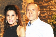 """Lucia Aliberti with her younger funny brother """"Antonello""""⚘sports manager⚘young dad⚘Lucia's love⚘the house cuddle⚘beautiful green eyes⚘funny guy⚘sympathetic⚘family⚘:http://www.luciaaliberti.it #luciaaliberti #antonelloaliberti #sportmanager #family"""