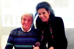 """Lucia Aliberti with the Art Critic and Historian Prof. Flavio Caroli⚘presentation⚘New Book""""Il Museo dei Capricci""""200 quadri da rubare⚘Palazzo Reale⚘Milan⚘:http://www.luciaaliberti.it #luciaaliberti #flaviocaroli #palazzoreale #milan #newbook #ilmuseodeicapricci"""