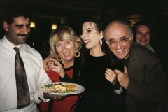 "Lucia Aliberti with Alfred Biolek and Karin Davison⚘TV Show⚘""Bio Boulevard""Privat Party⚘great friends⚘:http://www.luciaaliberti.it #luciaaliberti #alfredbiolek #karindavison #bioboulevard #koln"