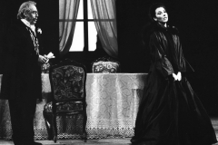 """Lucia Aliberti with the baritone Sesto Bruscantini⚘Opera⚘""""Un Giorno di Regno""""⚘Wexford Festival Opera⚘Wexford⚘on stage⚘:http://www.luciaaliberti.it #luciaaliberti #sestobruscantini #wexfordfestivalopera #wexford  #ungiornodiregno #opera #onstage"""