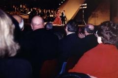 Lucia Aliberti with the conductor Claudio Scimone⚘Special Concert⚘Sala Nervi⚘Vatican⚘Rome⚘Unitalsi⚘:http://www.luciaaliberti.it #luciaaliberti #claudioscimone #salanervi #vatican #rome #unitalsi #hanaemorifashion